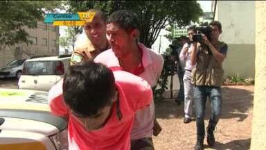 40 presos que fugiram da delegacia de Cambé foram recappturados - A policia investiga se houve falha na segurança.