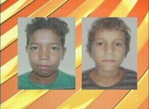 Meninos desaparecem em Itacoatiara, no AM - Pais acreditam que os filhos foram sequestrados.
