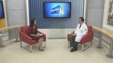 Rondônia TV entrevista cirurgião plástico nesta quarta-feira - Entre os assuntos, estão os casos de câncer de mama, que tem aumentado a cada ano no mundo.
