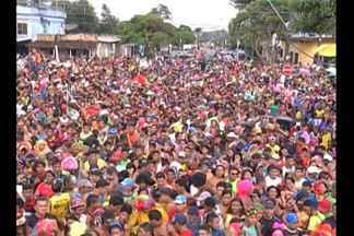 Em Belém, blocos de rua arrastam centenas de foliões na quarta-feira de cinzas - Em Belém, blocos de rua arrastam centenas de foliões na quarta-feira de cinzas