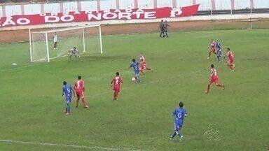 Princesa do Solimões vence Nacional Borbense e se classifica para final do primeiro turno - Jogo terminou com placar de Princesa 3 e Nacional 1.