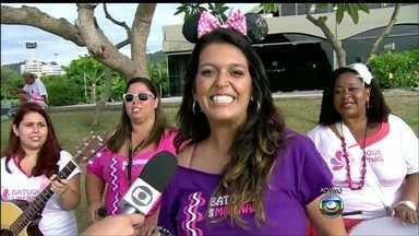 Batuque das Meninas promete animar foliões no Largo do Machado - O Batuque das Meninas se concentra no Largo do Machado nesta quarta-feira às 16 horas. O bloco interage com o público através de uma mistura de ritmos.