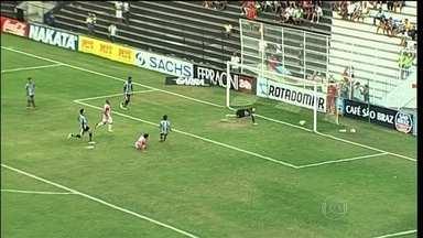 Um giro pelos gols dos campeonatos Carioca, Mineiro e Pernambucano - Vasco e Bonsucesso empatam no Carioca. Cruzeiro vence Tupi no Mineiro e o Náutico vence o Porto por 4 a 1 no Pernambucano.