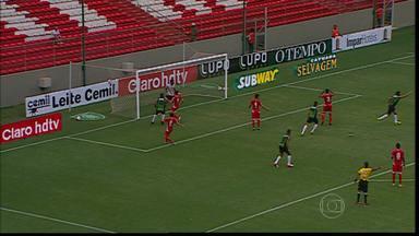 América-MG e Villa Nova ficam no empate no Independência - Empate foi ruim para as duas equipes. Coelho briga por uma vaga no G4 e Villa tentar fugir do rebaixamento.