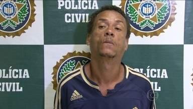 Polícia prende homem suspeito de atacar UPP da Rocinha - A Polícia Civil prendeu o homem apontado como um dos responsáveis pelo ataque à UPP da Rocinha. Segundo investigações, Paulo Roberto Santos comandava a venda de drogas na parte alta do morro.