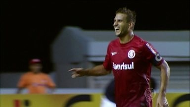 Em Belém, Internacional faz 6 a 1 no remo e elimina jogo da volta na Copa do Brasil - Rafael Moura, com dois gols, foi o destaque do Colorado no Mangueirão.