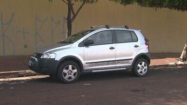 Estepes de carro são alvos de ladrões em Ribeirão Preto - Deixar veículo estacionado ficou mais perigoso para os motoristas.