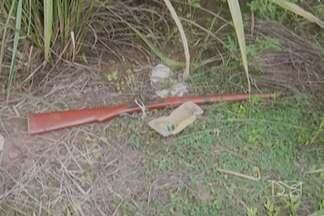 Polícia investiga assassinato de mototaxista em Peritoró - O corpo dele foi encontrado às margens da BR-135. Uma das hipóteses é de que o crime tenha sido cometido por vingança.