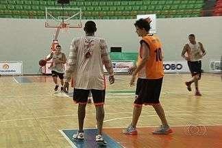 Goiânia visita o Minas em jogo decisivo no NBB - Time tenta escapar das ultima colocações e faz confronto direto no NBB.