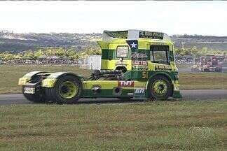 Goianos treinam para mais uma temporada da Fórmula Truck - Leandro Reis e José Maria Reis estarão na disputa novamente.