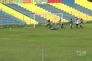Cordino surpreende e vence o Santa Quitéria - Equipe de Barra do Corda vence com gol de Niltinho e jogo é marcado por confusão após o apito final