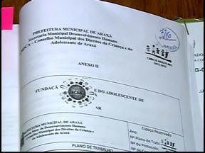 Ministério Público de Araxá orienta Conselho a não aprovar intercâmbio de internos - Projeto da Fundação da Criança e Adolescente (FCAA)pretende levar internos da Casa Abrigo para os Estados Unidos.