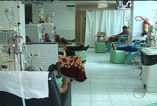 Em Sergipe 139 mil pessoas sofrem problemas renal - Em Sergipe 139 mil pessoas sofrem problemas renal