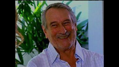 Morre o ator Paulo Goulart em São Paulo - Ele tinha 81 anos e desde 2011 lutava contra um câncer.
