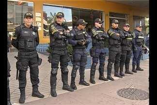Operação da Secon retira ambulantes das ruas - Operação da Secon retira ambulantes das ruas.