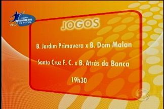 Confira as novidades da Copa TV Grande Rio de Futsal - Hoje tem jogos pelo grupo C da Copa TV Grande Rio de Futsal