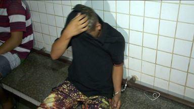 Menor confessa à polícia do ES que matou jovem a tiros em ônibus - Com o adolescente, polícia encontrou droga e munição.Crime aconteceu no último dia 20 de fevereiro em Viana, na Grande Vitória.