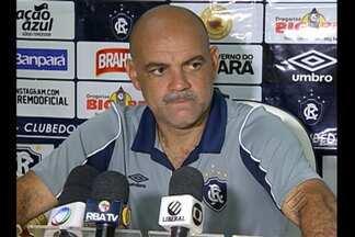 Charles Guerreiro cai e Agnaldo assume Remo - Auxiliar técnico será treinador no Re-Pa pela Copa Verde.