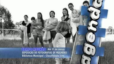 Veja as opções da Agenda Cultural - Tem exposição de fotografias em Campo Mourão e balé em Maringá
