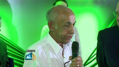 Jornalista Valmir Calheiros morre aos 69 anos - Ele morreu depois de um infarto na noite de quinta-feira (13).