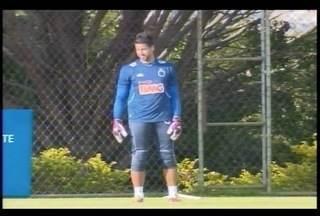 Esporte: Time alternativo do Cruzeiro vai enfrentar o Tombense - Time é considerado o melhor em campo na primeira fase do Mineiro.