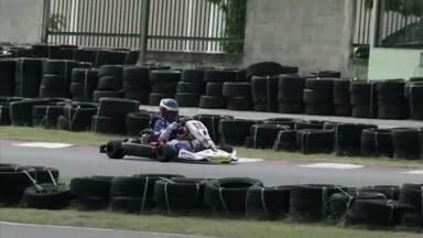 Estadual RJ de Kart Rio Sul começa neste fim de semana em Volta Redonda - Para quem tá de olho no pódio, a semana foi de muito treino. Os pilotos já estão preparando os carros e conhecendo a pista que vai receber a competição.