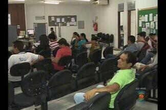 Recadastramento biométrico em Campina Grande - O prazo para os eleitores atualizarem os dados é até o dia vinte e um deste mês.