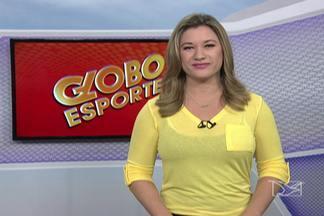 Globo Esporte MA 14-03-2014 - O Globo Esporte MA desta sexta-feira destacou o resultado parcial a enquete sobre o desempenho dos maranhenses na Copa do Brasil, o treino do Moto para o confronto contra o Balsas e a despedida do Maranhão Vôlei