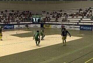 Aracaju vence Socorro por 3 a 1 na Copa TV Sergipe de Futsal - Duelo da quinta rodada da Copa TV Sergipe de Futsal define terceiro colocado do grupo A. Pita, Neto Negão e Pedrinho marcam para capital e Jhonny desconta