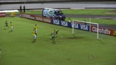 Coritiba só empata com o Cene e decide em casa classificação na Copa do Brasil - Empate em 2 a 2 em Campo Grande deixa Coxa em vantagem para o jogo de volta