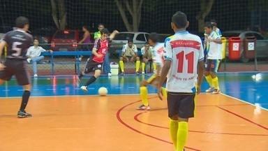 Copa TV Amazonas de Futsal entra na fase de mata-mata - Competição tem times com nomes de equipes internacionais. Acompanhe na reportagem.