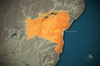 Acidente deixa uma pessoa morta e 11 feridas, em Remanso - Todas as vítimas estavam em um ônibus que bateu em um caminhão, no norte da Bahia.