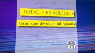 Justiça bloqueia bens do prefeito de Cunha, SP - Osmar Felipe Junior (PSDB) contratou empresa sem licitação em 2011. MP informou que serviço foi mal prestado e estima prejuízo de R$ 688 mil.