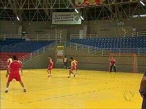 Futsal de Guarapuava estreia neste sábado no Campeonato Paranaense 2014 - A partida vai ser fora de casa contra o Campo Mourão.