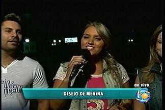 Banda desejo de Menina apresenta novo trabalho - Grupo se apresenta nesta sexta-feira (14)