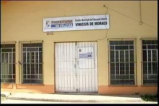 Escola do bairro Jardim América cancela aulas hoje - Motivo é a falta de segurança