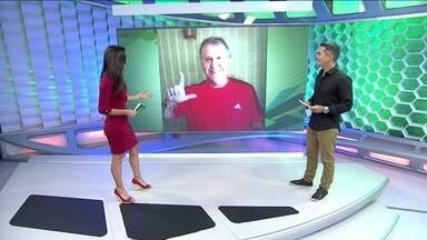 COB lança campanha 'Força Laís' para receber doações para a recuperação da atleta - Atletas consagrados e jogadores de futebol participam com fotos de incentivo às doações.