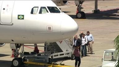 Aeronáutica vai limitar espaço aéreo nas 12 cidades-sede da Copa do Mundo - As medidas restringem o tráfego de aviões antes e depois das partidas. Só aeronaves das forças de segurança vão podem voar.