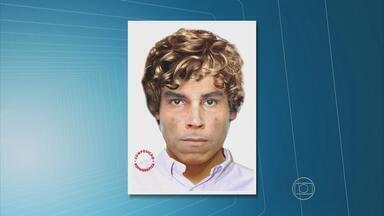 Retrato-falado do suspeito de atirar em policial federal é divulgado - Assalto aconteceu no bairro de Ouro Preto, em Olinda.