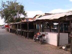 Mercados de Teresina sofrem com a má conservação e estrutura dos locais - Mercados de Teresina sofrem com a má conservação e estrutura dos locais