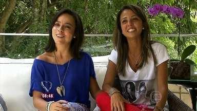 Conheça as dificuldades passadas pelo casal Carolina e Beatriz - 'Sentimos que era uma relação séria', contaram