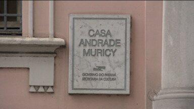 Casa Andrade Muricy fecha as portas por tempo indeterminado - O prédio histórico no centro de Curitiba que já recebeu várias exposições importantes, encerra suas atividades para fazer uma reforma no espaço.