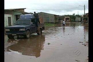 Defesa Civil de Altamira registra primeira queda no nível do rio Xingu nos últimos 2 meses - Mesmo assim, o município permanece em situação de emergência.