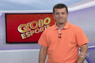 Globo Esporte 20-03-2014 - O Globo Esporte MA desta quarta-feira destacou a preparação do Maranhão Basquete para o segundo jogo contra Ourinhos e os treinos de Balsas e Sampaio para a última rodada do Campeonato Maranhense