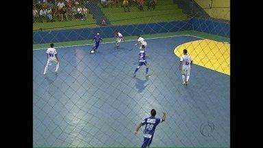 Foz Cataratas estreou com goleada - Equipe jogou fora de casa