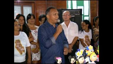 Evento reúne artesãos anônimos - Semana do Artesão iniciou quarta-feira (19) em Santarém.