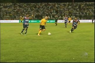 Veja como foi o jogo entre Bahia de Feira e Conrinthians - Os dois times se enfrentaram na quarta-feira (19), em Feira de Santana, na Bahia, pela Copa do Brasil.