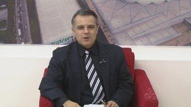 Amazonas TV: advogado esclarece dúvidas sobre crimes virtuais - Assunto foi tema de entrevista desta quinta-feira (20).