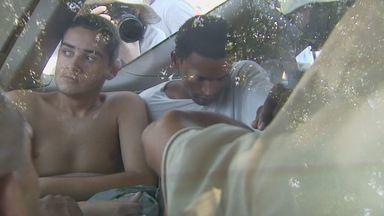 Jornal da EPTV 2 - Grevistas impedem transporte de presos em Campinas - Reportagem no Jornal da EPTV 2ª edição mostra os reflexos da greve dos agentes penitenciários na região de Campinas nesta quinta-feira (20)