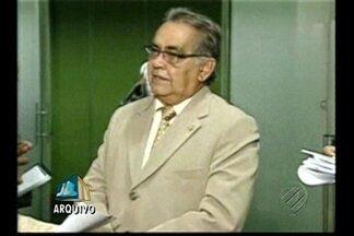 STF condena deputado Asdrúbal Bentes - O deputado federal Asdrúbal Bentes (PMDB-PA) foi condenado pelo plenário do Supremo Tribunal Federal e teve a prisão decretada.